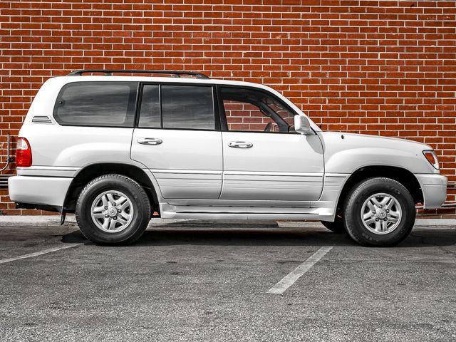 2000 Lexus LX 470 Burbank, CA 5