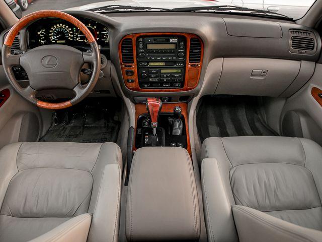 2000 Lexus LX 470 Burbank, CA 8
