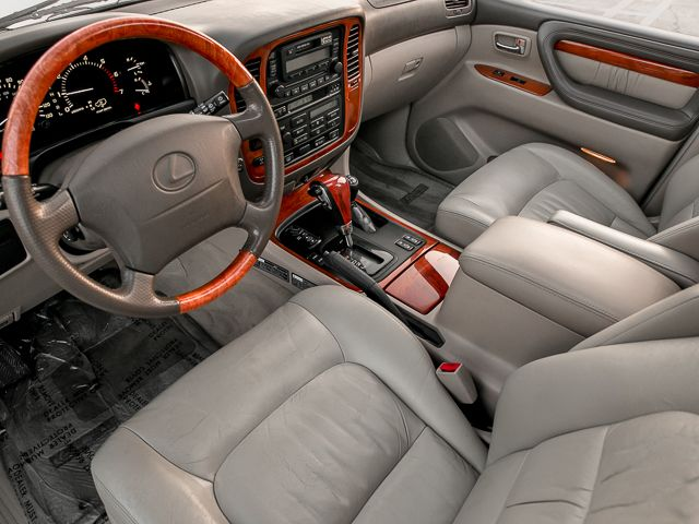 2000 Lexus LX 470 Burbank, CA 9