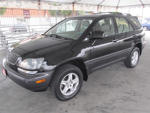 2000 Lexus RX 300 Please call or e-mail to check availability All of our vehicles are available