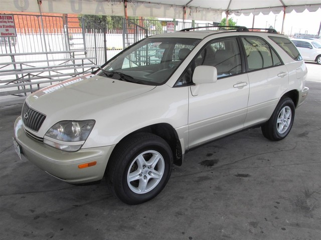 2000 Lexus RX 300 This particular Vehicles true mileage is unknown TMU Please call or e-mail t