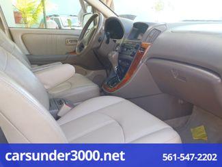2000 Lexus RX 300 Lake Worth , Florida 4