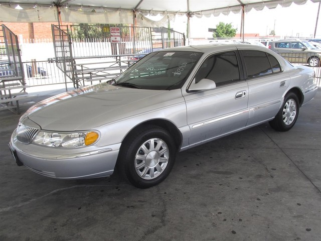 2000 Lincoln Continental Please call or e-mail to check availability All of our vehicles are av