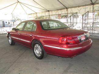 2000 Lincoln Continental Gardena, California 1