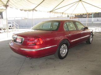 2000 Lincoln Continental Gardena, California 2