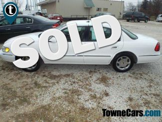 2000 Lincoln Continental    Medina, OH   Towne Auto Sales in Ohio OH