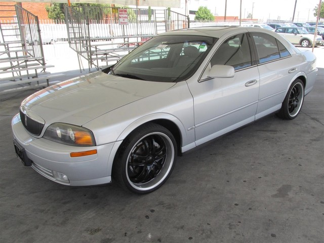 2000 Lincoln LS wSport Pkg Please call or e-mail to check availability All of our vehicles are