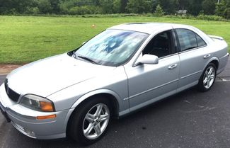 2000 Lincoln-$3995! Leather!! Auto! LS-LOW LOW MILES!! 124K!!   CARMARTSOUTH.COM Knoxville, Tennessee 2
