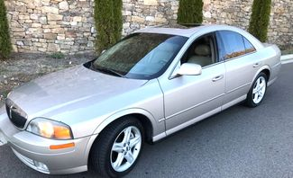 2000 Lincoln LS Knoxville, Tennessee 4