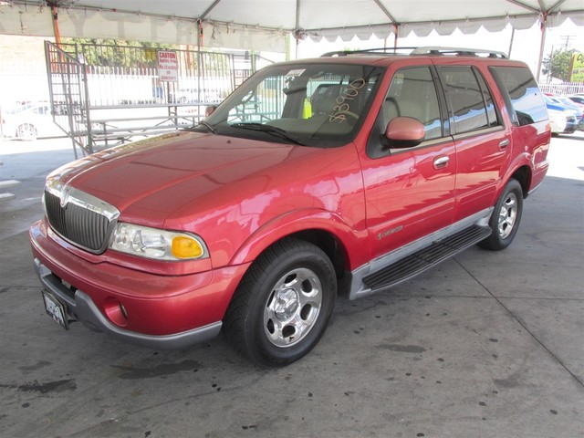 2000 Lincoln Navigator This particular Vehicle comes with 3rd Row Seat Please call or e-mail to c