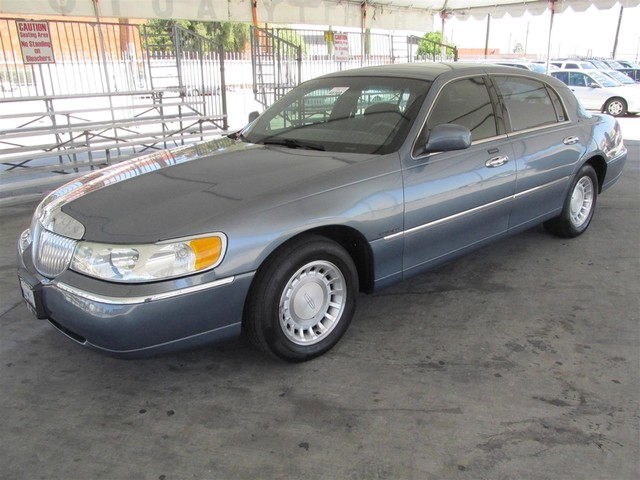 2000 Lincoln Town Car Executive Please call or e-mail to check availability All of our vehicles