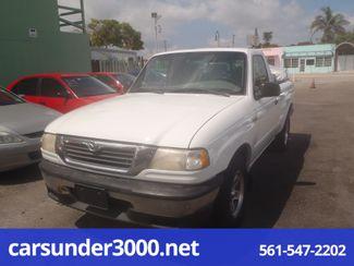 2000 Mazda B3000 SE Lake Worth , Florida