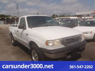 2000 Mazda B3000 SE Lake Worth , Florida 1