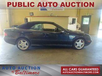 2000 Mercedes-Benz CLK430    JOPPA, MD   Auto Auction of Baltimore  in Joppa MD
