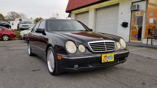 2000 Mercedes-Benz E55 in Frederick, Maryland
