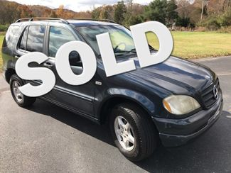 2000 Mercedes-Benz-Owned Owners Good Friend! M Class-CARMARTSOUTH.COM!! ML320-BUY HERE PAY HERE!! Knoxville, Tennessee