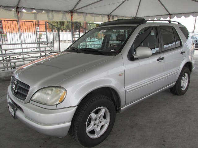 2000 Mercedes ML320 Please call or e-mail to check availability All of our vehicles are availabl
