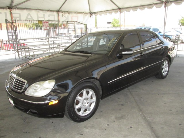2000 Mercedes S430 Please call or e-mail to check availability All of our vehicles are availabl