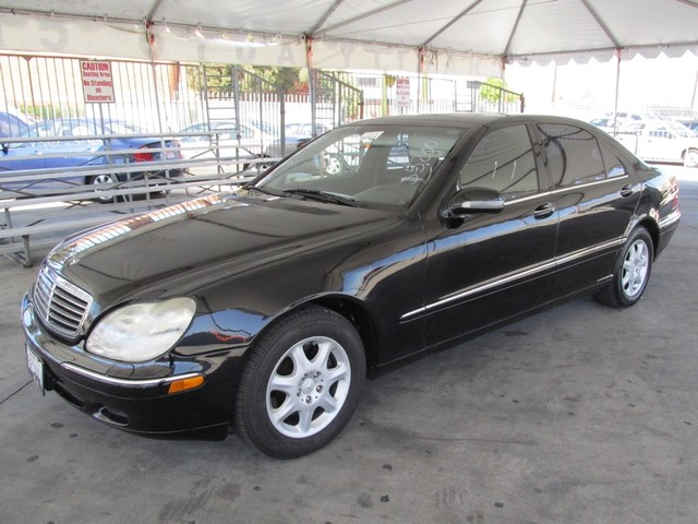 2000 Mercedes S500 Please call or e-mail to check availability All of our vehicles are available
