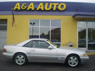 2000 Mercedes-Benz SL500 Englewood, Colorado