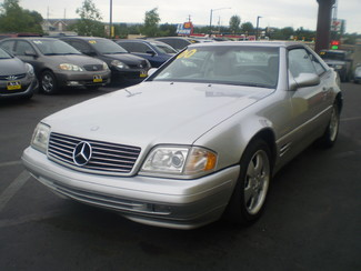 2000 Mercedes-Benz SL500 Englewood, Colorado 1