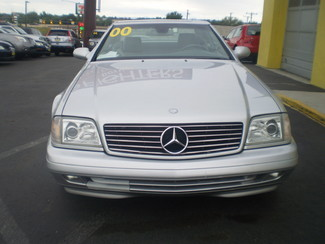 2000 Mercedes-Benz SL500 Englewood, Colorado 2
