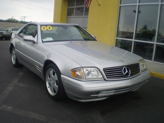 2000 Mercedes-Benz SL500 Englewood, Colorado 3