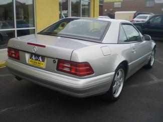 2000 Mercedes-Benz SL500 Englewood, Colorado 6