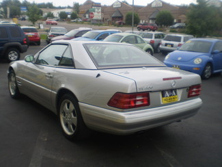 2000 Mercedes-Benz SL500 Englewood, Colorado 4