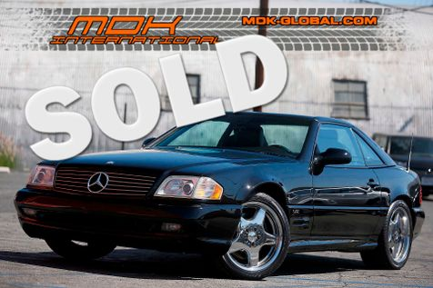 2000 Mercedes-Benz SL600 - V12 - Sport pkg - Only 57K miles in Los Angeles