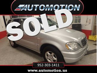 2000 Mercedes Ml320 perfect winter beast! safe and solid! Saint Louis Park, MN