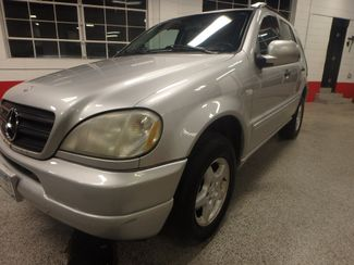 2000 Mercedes Ml320 perfect winter beast! safe and solid! Saint Louis Park, MN 20