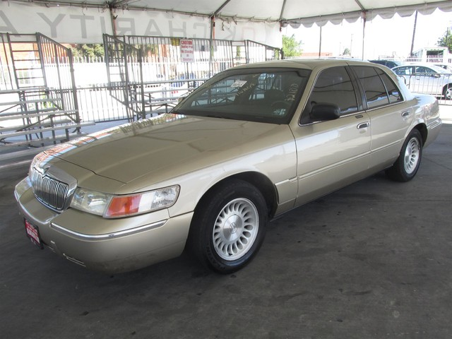 2000 Mercury Grand Marquis LS This particular vehicle has a SALVAGE title Please call or email to