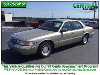 2000 Mercury Grand Marquis LS | Hot Springs, AR | Central Auto Sales in Hot Springs AR