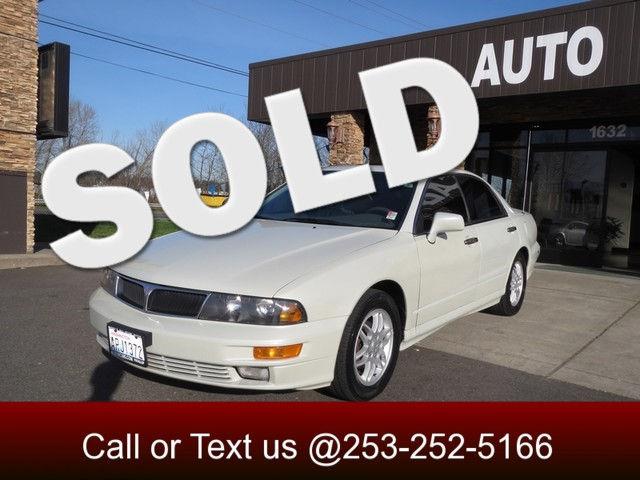2000 Mitsubishi Diamante LS The CARFAX Buy Back Guarantee that comes with this vehicle means that y