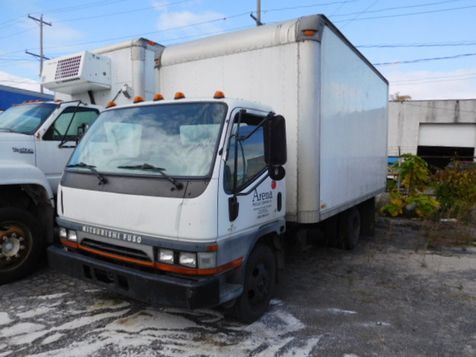 2000 Mitsubishi FUSO BOX TRUCK  in , Ohio
