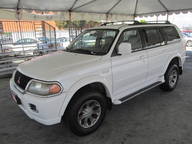 2000 Mitsubishi Montero Sport LTD Please call or e-mail to check availability All of our vehicl