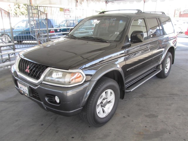 2000 Mitsubishi Montero Sport LS Please call or e-mail to check availability All of our vehicle