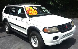 2000 Mitsubishi-Mint!!!  $999!! Drives!! Mint !! Montero Sport-ENGINE NOISE!! LS Knoxville, Tennessee 2