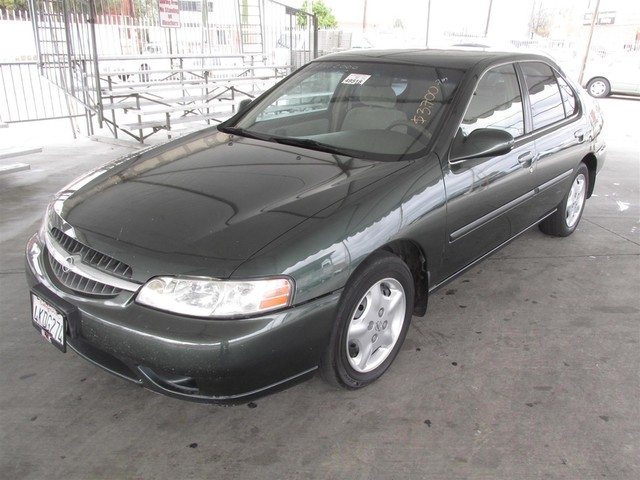 2000 Nissan Altima GXE Please call or e-mail to check availability All of our vehicles are avai