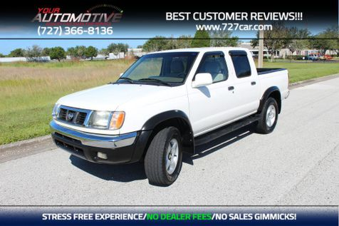 2000 Nissan FRONTIER CREW CAB XE in PINELLAS PARK, FL