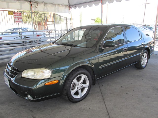 2000 Nissan Maxima GLE Please call or e-mail to check availability All of our vehicles are avail