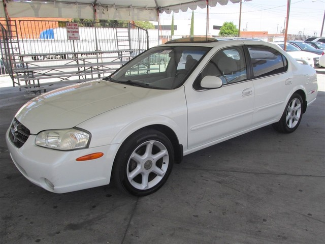 2000 Nissan Maxima SE This particular Vehicles true mileage is unknown TMU Please call or e-ma