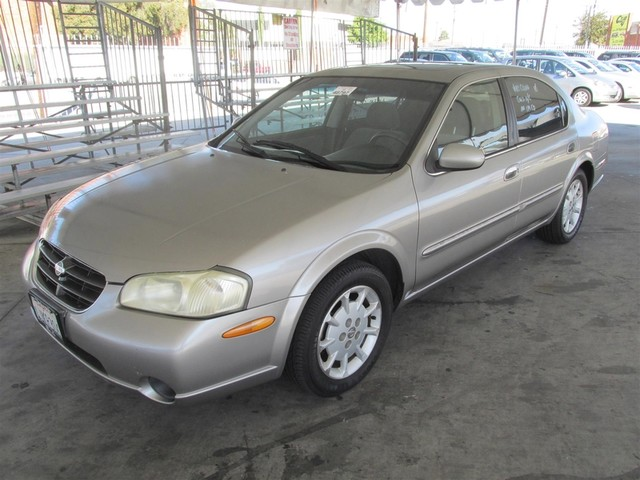 2000 Nissan Maxima GXE Please call or e-mail to check availability All of our vehicles are avai