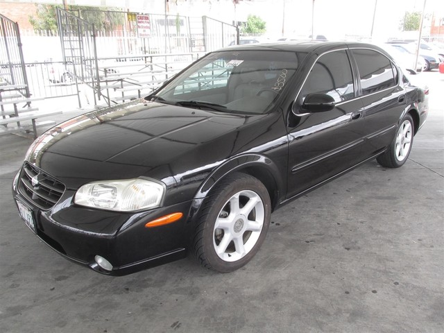 2000 Nissan Maxima SE Please call or e-mail to check availability All of our vehicles are avail