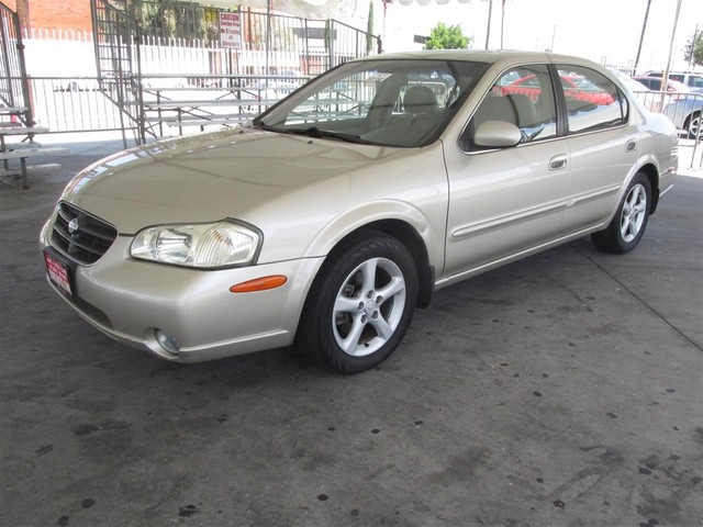 2000 Nissan Maxima GLE Please call or e-mail to check availability All of our vehicles are avai
