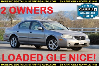 2000 Nissan Maxima GLE Santa Clarita, CA