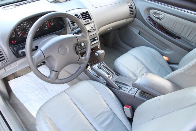 2000 Nissan Maxima GLE Santa Clarita, CA 8