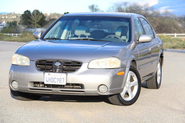 2000 Nissan Maxima GLE Santa Clarita, CA 4