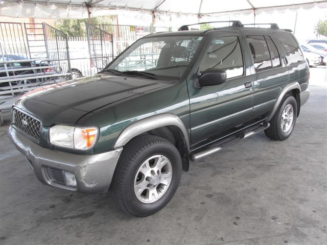 2000 Nissan Pathfinder SE Please call or e-mail to check availability All of our vehicles are a